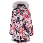 Hidden Zip - Parkas Children's Clothing Molo Peace - Bouquet (5W20M309 6133)