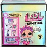 Doll-house Furniture - Plasti LOL Surprise Furniture Series 3