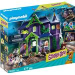 Playmobil Scooby-Doo Adventure in the Mystery Mansion 70361