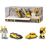 Transformers - Play Set Hasbro Transformers Bumblebee M6 4 Pack