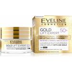Day Cream - PETA Eveline Cosmetics Gold Lift Expert Day & Night Cream 50+ 50ml