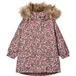 Winter Jacket - 24-36M Children's Clothing Kuling Canazei Winter Coat - Lilac Flower