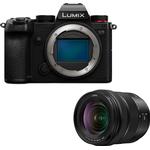 Panasonic Lumix DC-S5 + Lumix S 20-60mm F 3.5-5.6