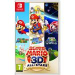 Platform Nintendo Switch Games Super Mario 3D All-Stars