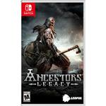 Real-Time Tactics (RTT) Nintendo Switch Games Ancestors: Legacy
