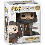 Harry Potter - Figurines Funko Pop! Movies Vinyl Figure Harry Potter: Ruebus Hagrid with Cake