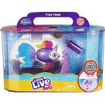 Plasti - Interactive Toys Moose Little Live Pets Lil Dippers Fish Tank