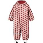 Rain gear Children's Clothing CeLaVi Rain Suit with Fleece - Misty Rose (310214-5240)