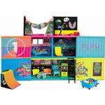 Surprise Toy - Dolls & Doll Houses LOL Surprise Clubhouse Playset with 40+ Surprises & 2 Exclusives Dolls