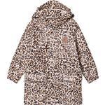 Rain jackets - 146/152 Children's Clothing Kuling Girwood Rain Jacket - Leopard