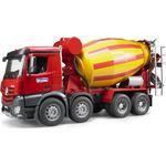 Plasti - Commercial Vehicle Bruder Mb Arocs Cement Mixer Truck 03654