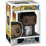 Super Heroes - Figurines Funko Pop! Movies Black Panther T'Challa
