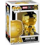 Iron Man - Figurines Funko Pop! Movies Marvel Iron Man