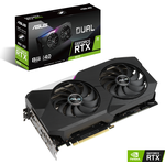 Graphics Cards ASUS GeForce RTX 3070 Dual 2xHDMI 3xDP 8GB