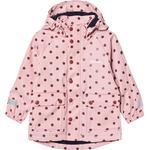 Rain jackets - 110/116 Children's Clothing Tretorn Kid's Wings Fleece Coat - Light Rose (475628097110/1)