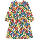 Everyday Dresses - Press-Studs Children's Clothing Mini Rodini Violas Collar Dress - Multicolor (2075012700)