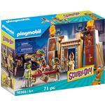 Playmobil Scooby Doo Adventure in Egypt 70365