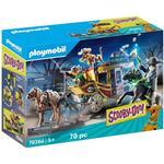 Playmobil Scooby Doo Adventure in the Wild West 70364