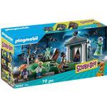 Playmobil Scooby Doo Adventure in the Cemetery 70362