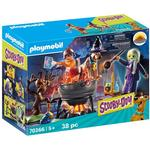 Playmobil Scooby Doo Adventure in the Witch's Cauldron 70366