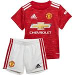 Adidas Manchester United Home Jersey Baby Kit 20/21 Infant