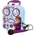 Plasti - Musical Instruments Lexibook Frozen Karaoke Microphone