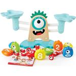Toy Tools Hape Monster Math Scale