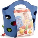 Food Toys - Fabric Hape Toddler Fruit Basket