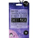 Sheet Mask - Scented Oh K! Soothe & Relax Beauty Sleep Sheet Mask
