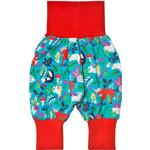 Print - Trousers Children's Clothing Frugi Parsnip Pants - Woodland Critters (PUA002WCR)