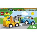 Cheap Duplo Lego Duplo My First Tow Truck 10883