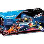 Outer Space - Play Set Playmobil Galaxy Police Glider 70019