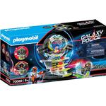 Outer Space - Play Set Playmobil Galaxy Police Safe with Secret Code 70022