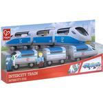 Train - Metal Hape Intercity Train