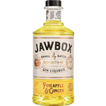 Jawbox Pineapple & Ginger Gin Liqueur 20% 70cl