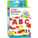 Magnetic Figures - Plasti Smoby Magnetic Capital Letters 48pcs