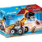 Playmobil City Action Wheel Loader 70445