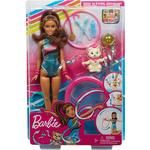 Barbie Dreamhouse Adventures Teresa Spin 'N Twirl Gymnast Doll GHK24