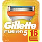 Razor Blades & Cartridges Gillette Fusion 16-pack