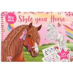 FSC - Crafts Miss Melody Colouring Book Style Your Horse