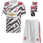 Adidas Manchester United Third Mini Kit 20/21 Youth