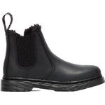 Boots Children's Shoes Dr Martens Junior 2976 Leonore Mono Boots - Black Republic Wp