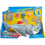Fisher Price Imaginext Mega Bite Shark