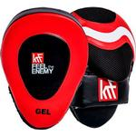 Martial Arts KRF Gel and Airmesh Punch Mitts