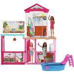 Dollhouse dolls Barbie Estate Dolls House