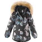 Winter Jacket Children's Clothing Reima Kid's Kiela Winter Jacket - Black (521638-9994)