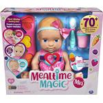Baby Dolls - Lights Spin Master Luvabella Mealtime Magic Mia