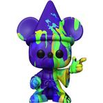 Mickey Mouse - Toy Figures Funko Pop! Disney Fantasia 80th Mickey Artist Series 2
