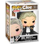 Funko Pop! Clue Mrs White with Wrench