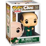 Funko Pop! Clue Mr Green with Lead Pipe